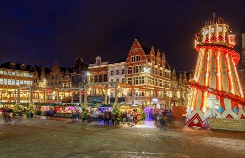 Gent - Kerstmarkt