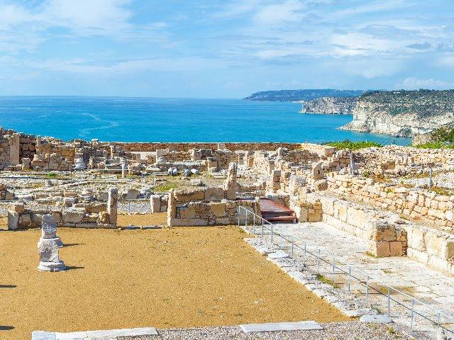 Cyprus - Omgeving Kourion