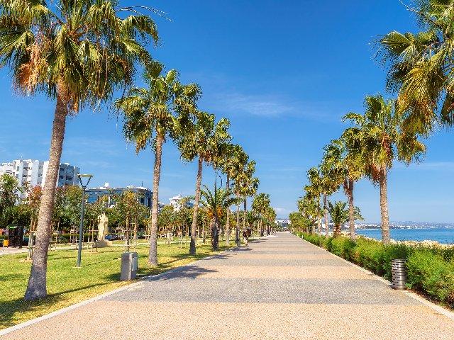 Cyprus - Promenade Limassol