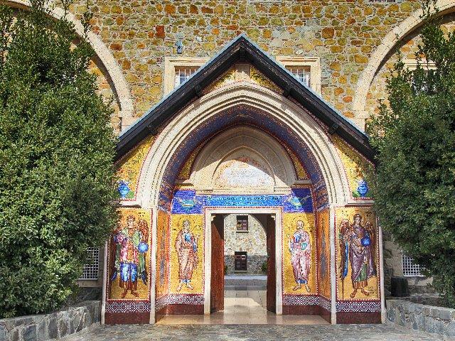 Cyprus - Kykkos Klooster