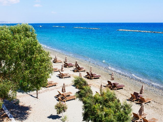 Cyprus - Strand Limassol