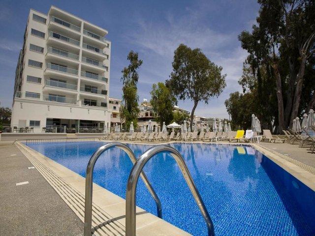 Limassol - Hotel Harmony Bay - zwembad
