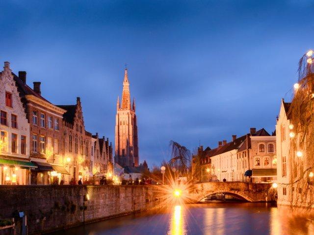 Brugge - Binnenstad Brugge