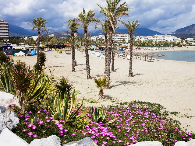 Spanje - Costa del Sol - Puerto Banus -