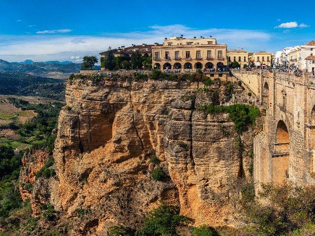 Spanje - Andalusie - Ronda bruggen
