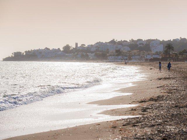 Spanje - Costa de Sol - Andalusie - Cala de Mijas