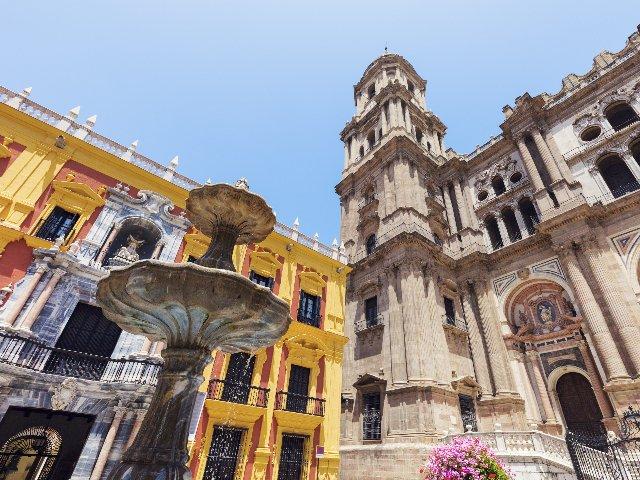 Spanje - Costa del Sol - Andalusie - Malaga
