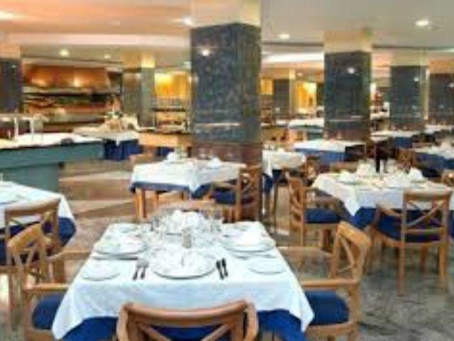 Spanje - Costa del Sol - Cala de Mijas - VIK Gran Hotel - restaurant