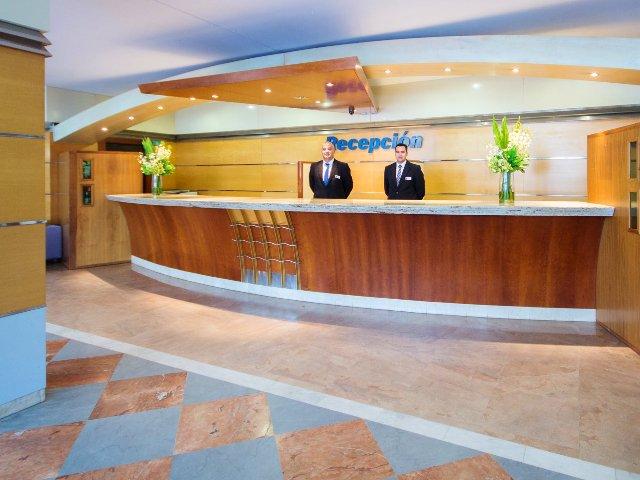 Spanje - Costa del Sol - Cala de Mijas - VIK Gran Hotel - receptie