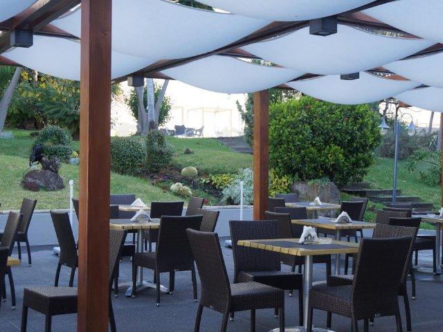 Madeira - Funchal - Hotel Girassol - terras