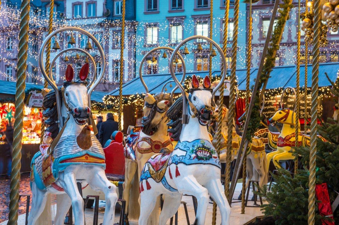 Mainz - Kerstmarkt