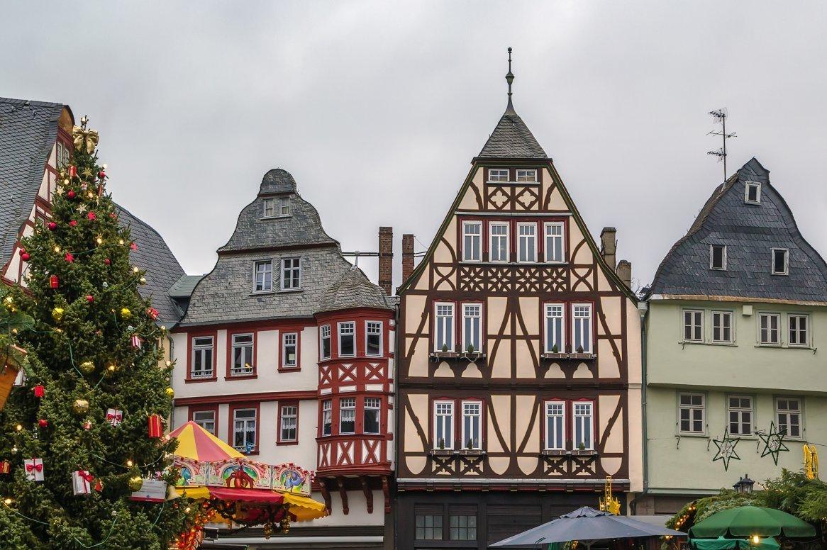 Limburg an der Lahn - Vakwerkhuis