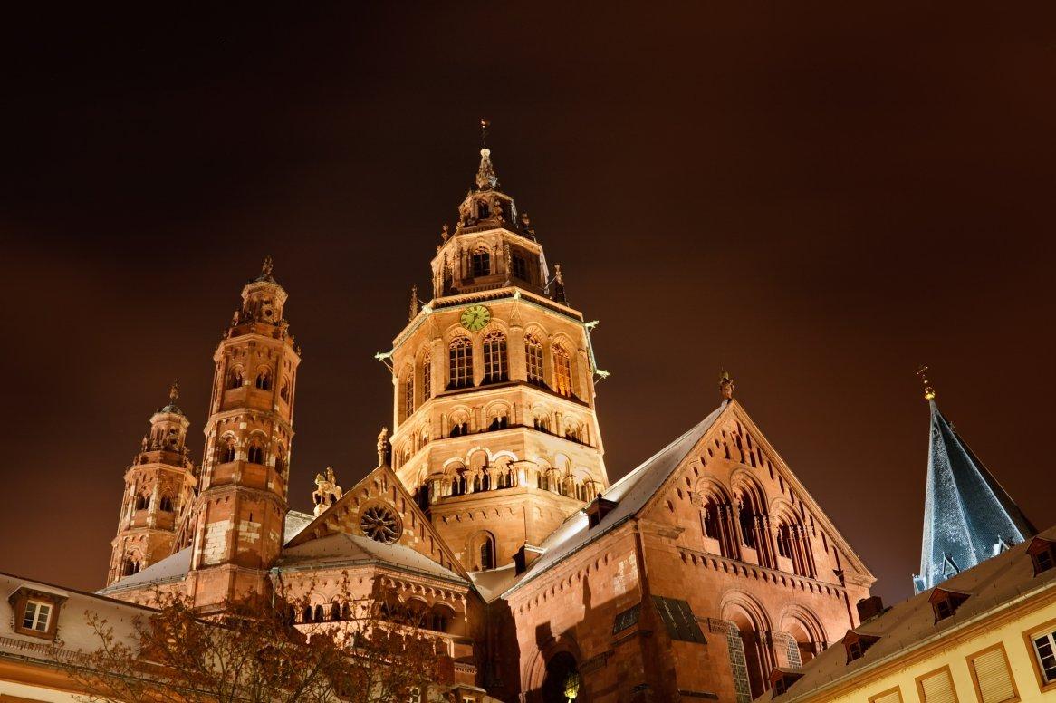 Mainz - De Dom van Mainz
