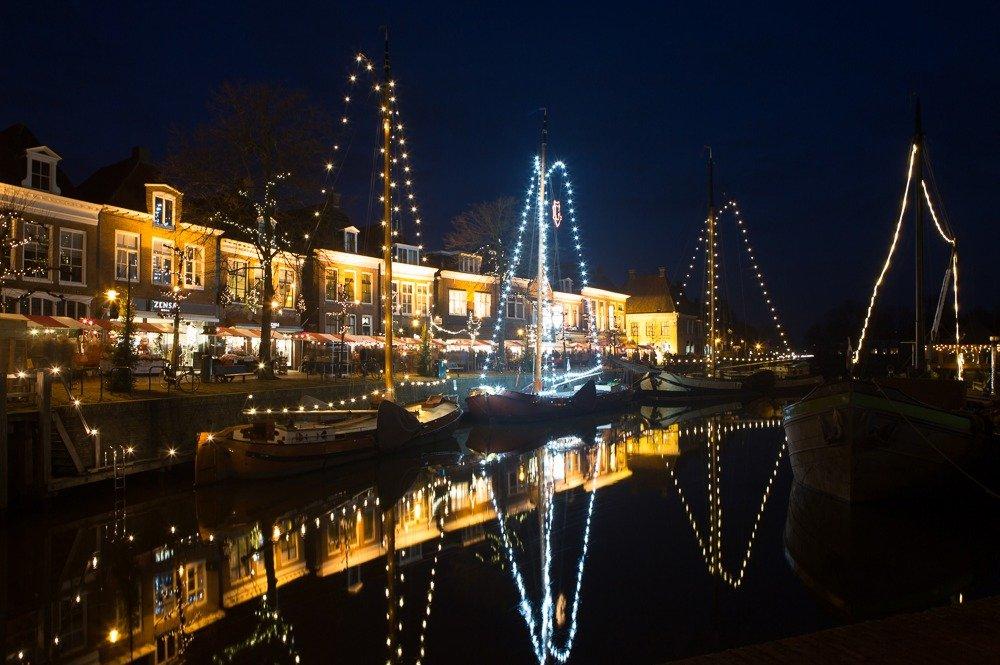 Dokkum - Kerstfair binnenstad