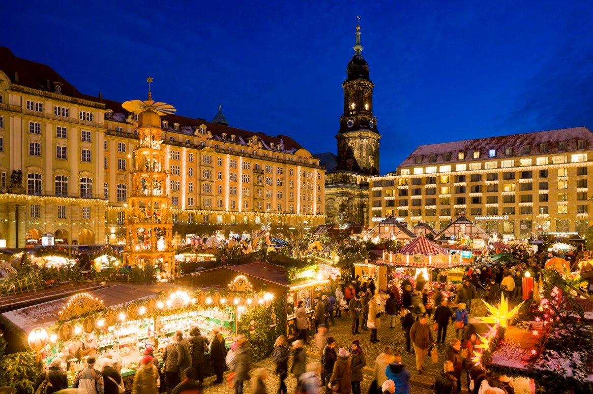 Dresden - Striezelmarkt