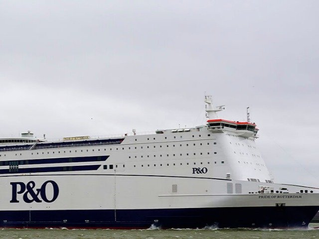 Pride of Rotterdam P&O Ferries