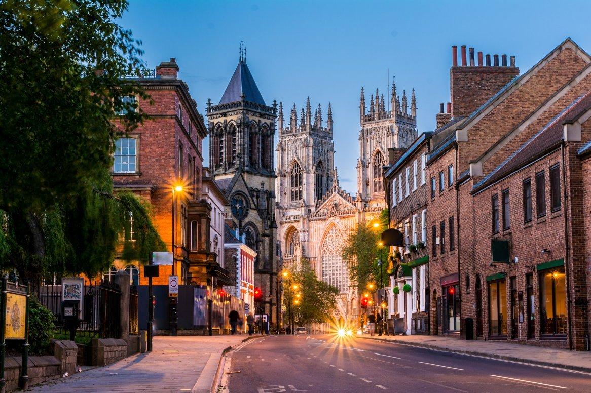 York - Historische binnenstad