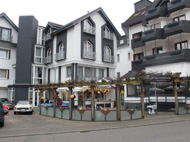 Altenahr - Hotel Royal Montana *** - aanzicht