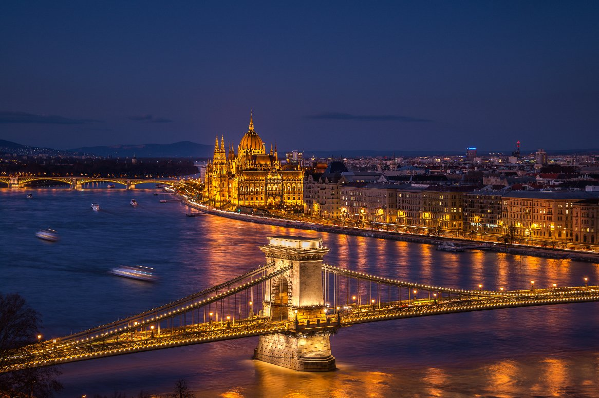 Kerstspecial Budapest - vliegreis