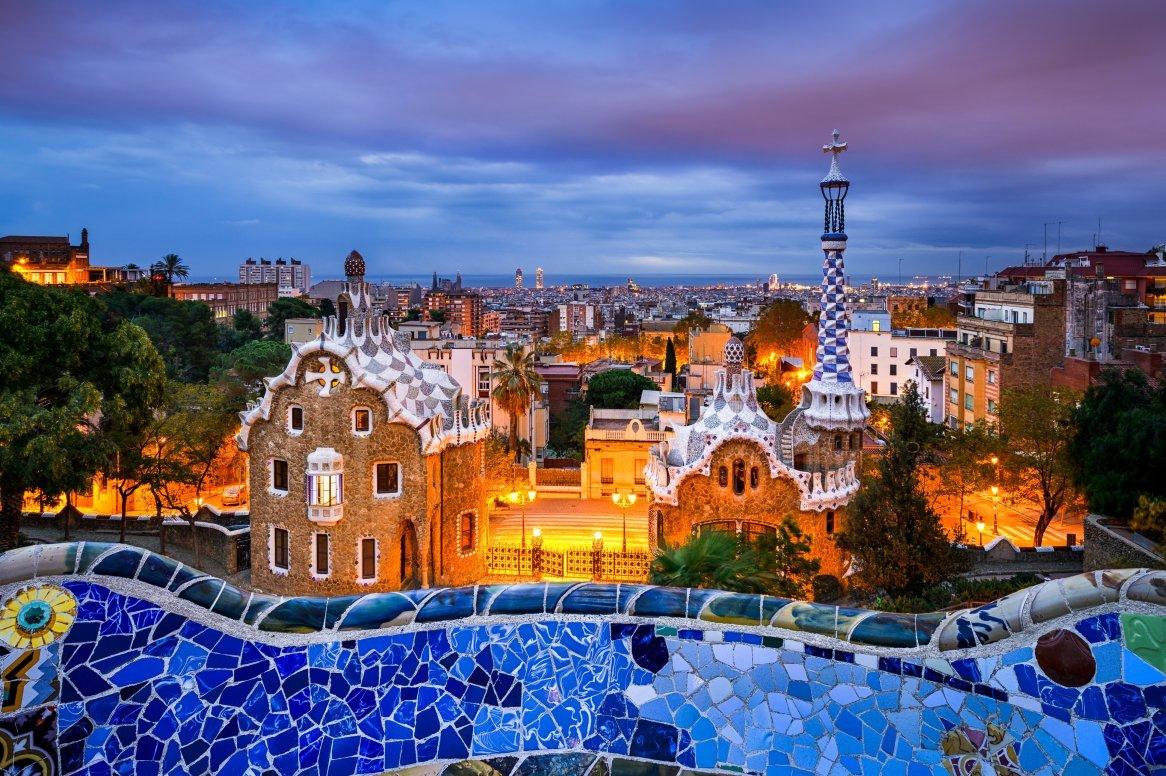 Barcelona - Stadsoverzicht