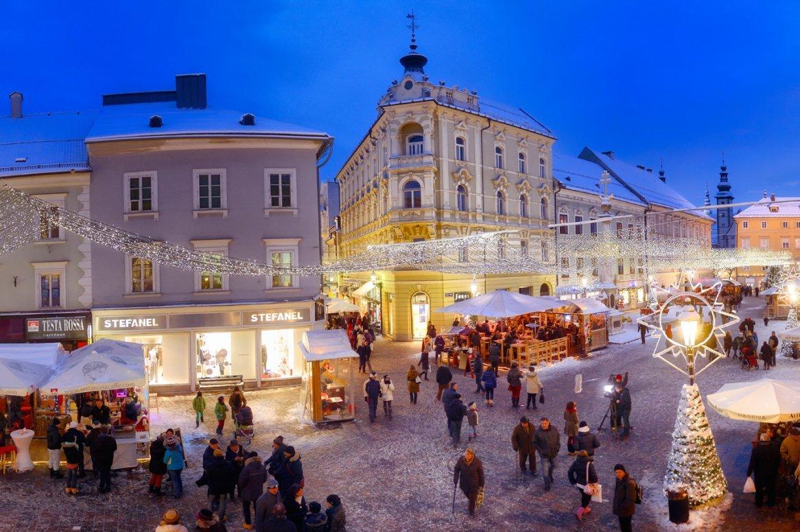 Klagenfurt - Kerstmarkt