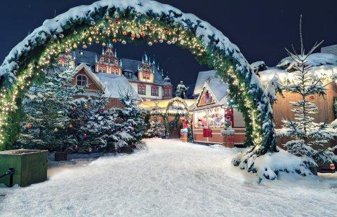 Coburg - Kerstmarkt