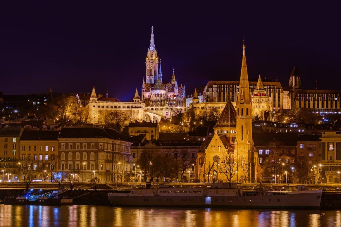 Kerstspecial Budapest busreis