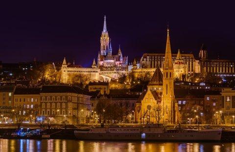 Budapest - Matthias kerk