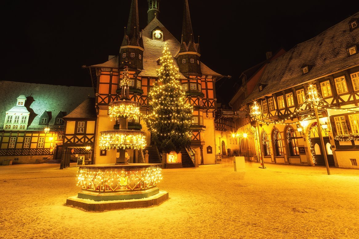 Wernigerode - Binnenstad