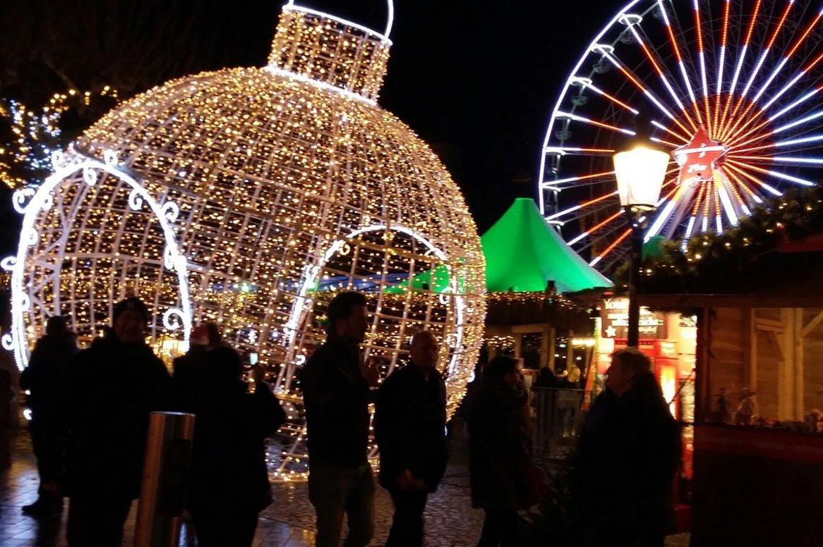 Maastricht - Kerstmarkt