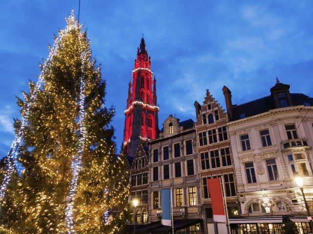 Antwerpen - Kerstmarkt