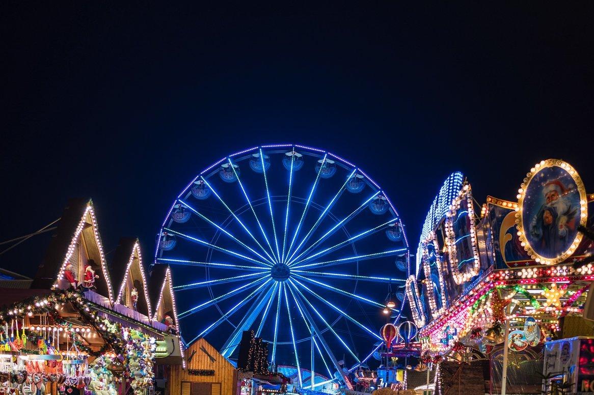 Rostock - Kerstmarkt