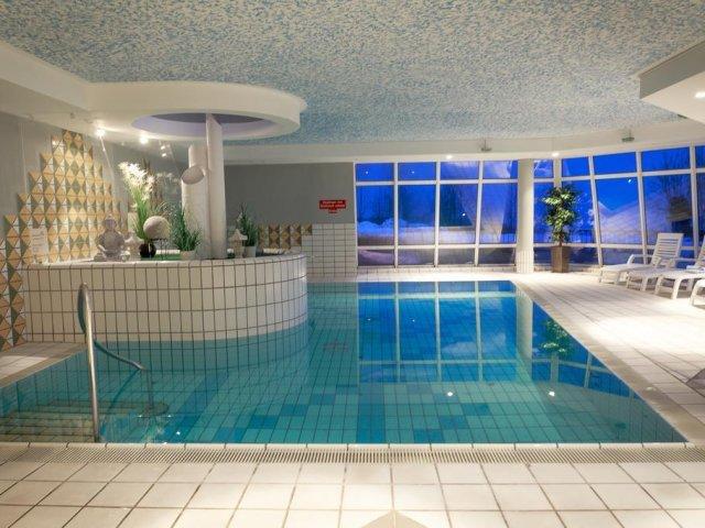 Hohenau - Hotel Hohenauer Hof*** - zwembad