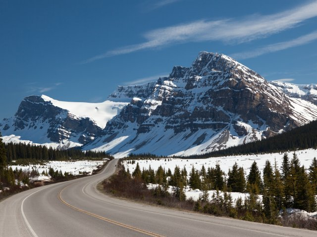 Jasper National Park - Icefields Parkway