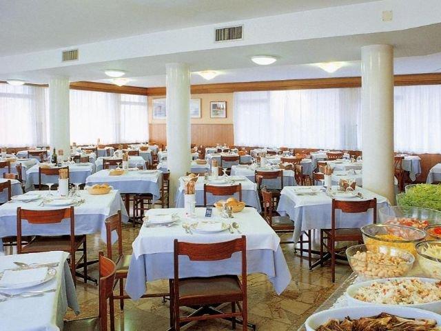 Lido di Jesolo - Hotel Nelson *** - restaurant