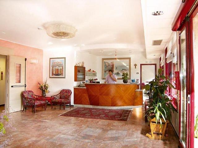 Lido di Jesolo - Hotel Nelson *** - lobby