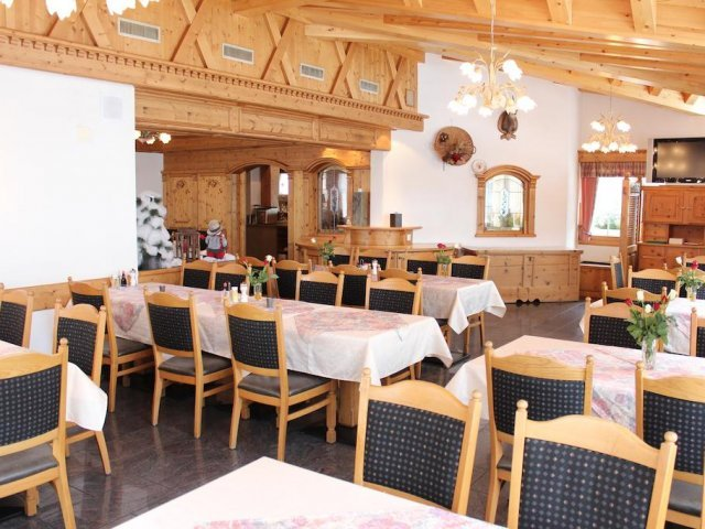 Saas Grund - hotel Eden*** - Restaurant