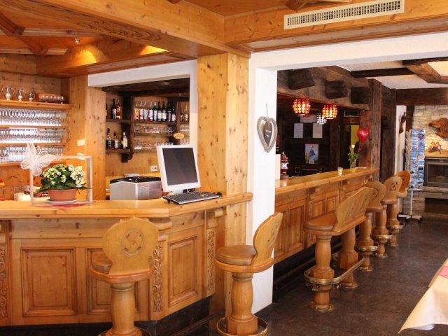 Saas Grund - hotel Eden*** - Bar