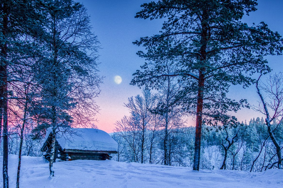 Winterwonderland Noorwegen