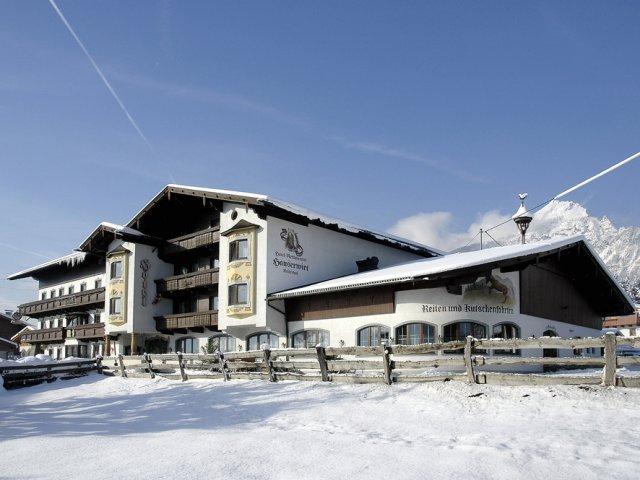 Hotel Hauserwirt ***