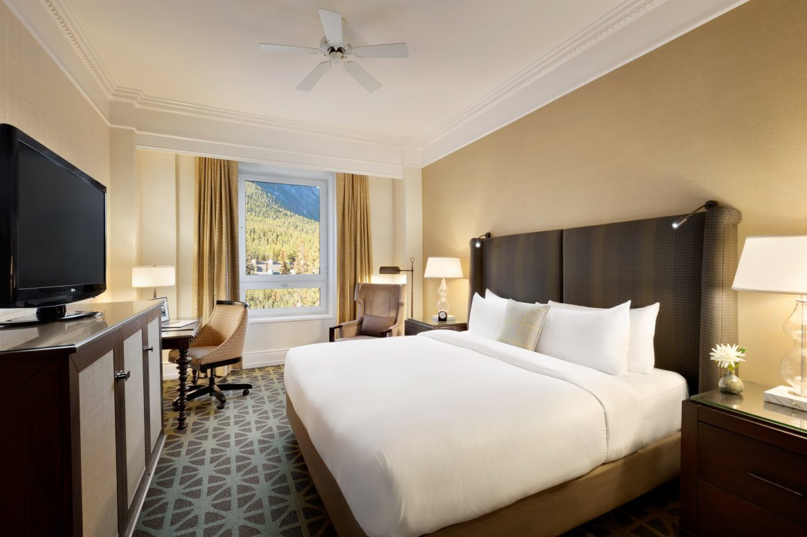 Banff - Fairmont Banff Springs ***** - Fairmont Room