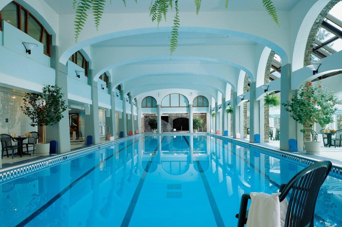 Banff - Fairmont Banff Springs ***** - pool