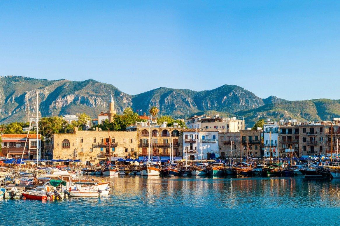 Vlieg excursiereis Cyprus