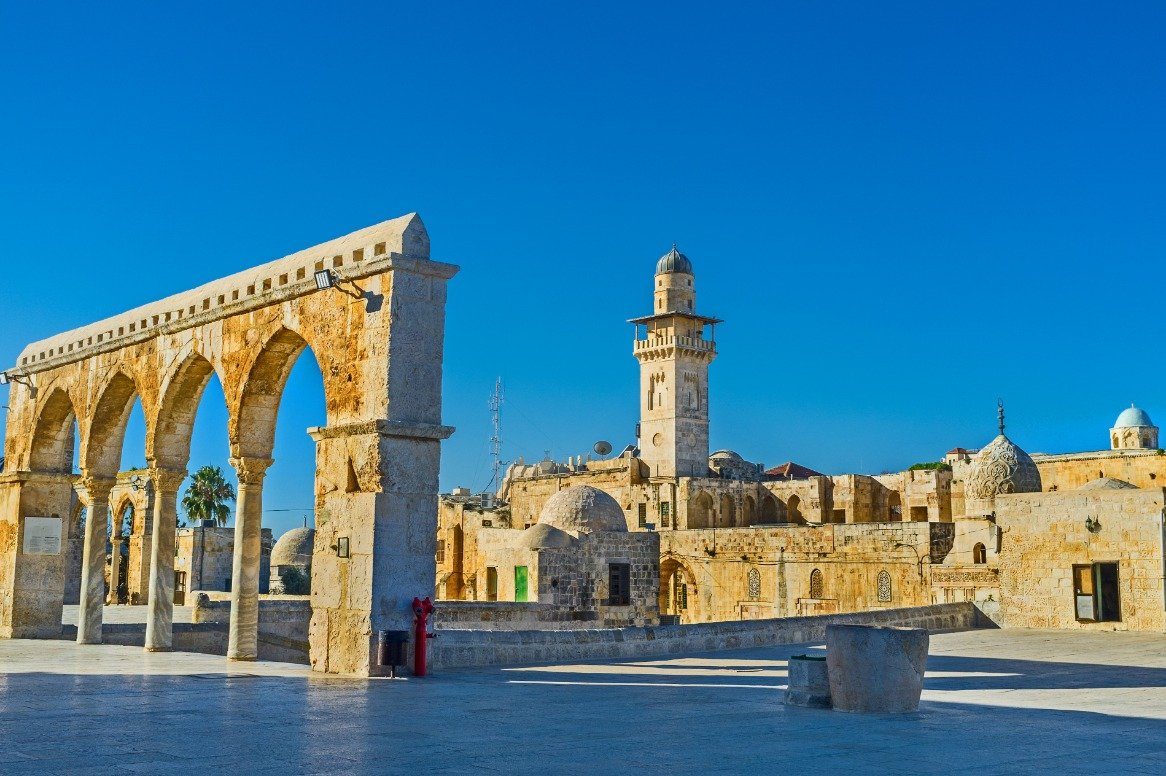 Rondreis Historisch en hedendaags Israel