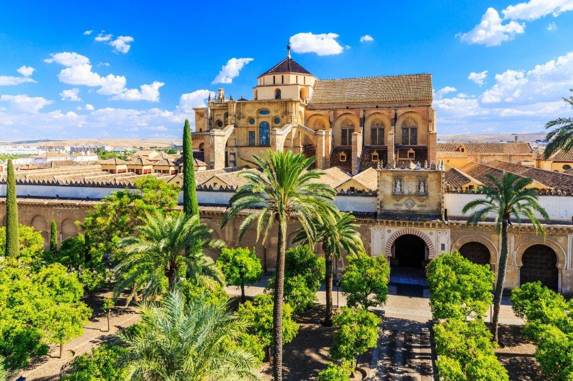 Winter rondreis Andalusie