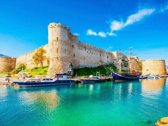 Cyprus - Het Kyrenia Kasteel