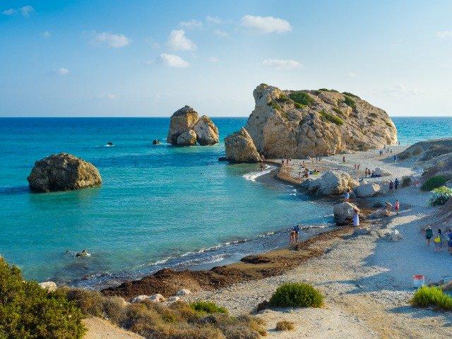 Cyprus - Aphrodite's rots