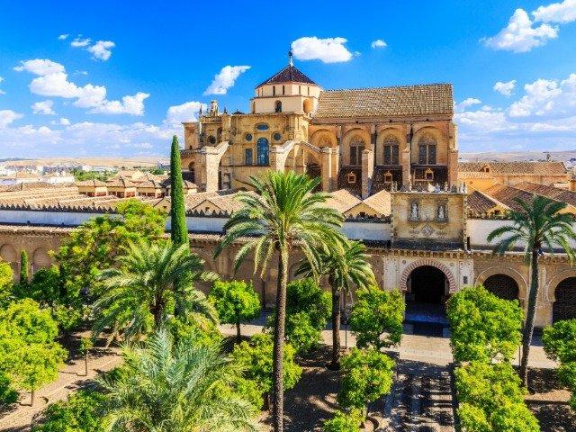Spanje - Mezquita in Córdoba