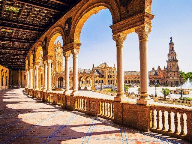 Spanje - Sevilla