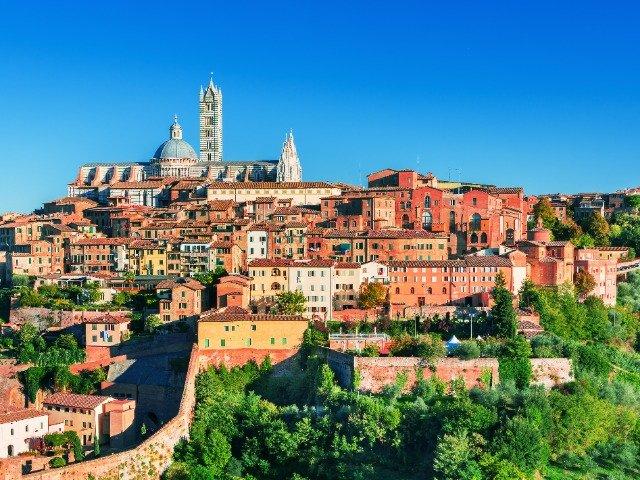 Italië - Siena
